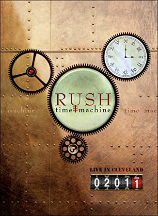 rush time machine live in cleveland 2011 blu ray 1080p