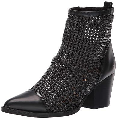 92e404083 Sam Edelman Women s Elita Fashion Boot Black Leather 5 ...