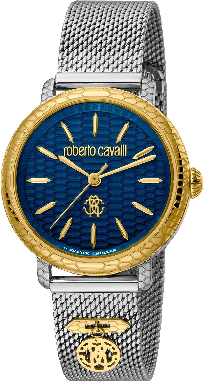 Roberto Cavalli by Franck Muller Reloj de Vestir RV1L098M0116