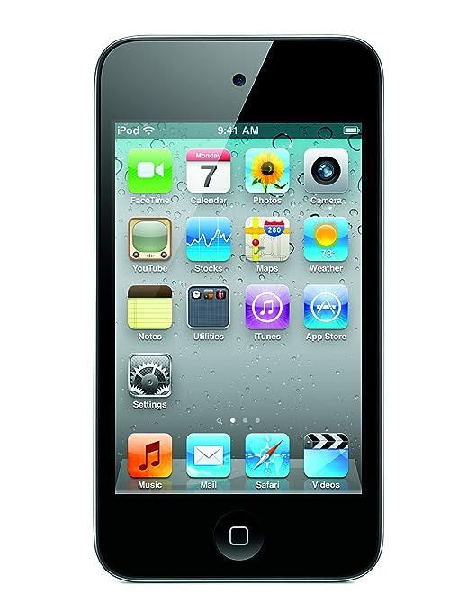 Ipod Cuarta Generacion   Apple Ipod Touch 4 Gen Reproductor De Mp3 32 Gb Pantalla