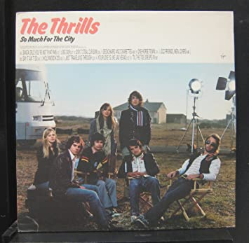 The Thrills - The Thrills - So Much For This City - Vinyl