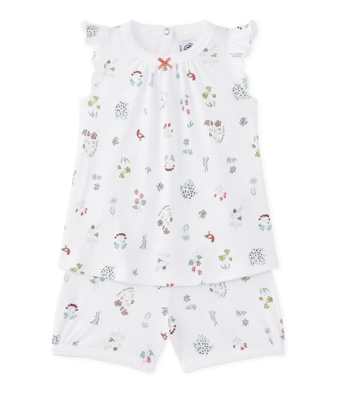 Petit Bateau Miles, Conjuntos de Pijama para Bebés 27393