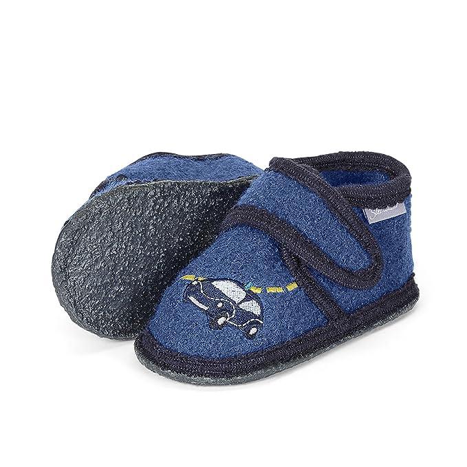 Sterntaler Indoor slippers 29/30 (royal blue) lyfa8