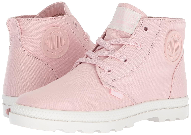 Palladium Women's Pampa Free CVS Ankle Boot, Black, 10 Medium US