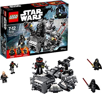LEGO UK 75183 Darth Vader Transformation Construction Toy