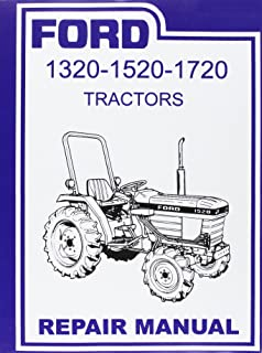 ford 1320, 1520, 1620, 1715, 1720 tractor service manual ford Ford 3000 Tractor Wiring Harness Diagram free ford 1520 tractor wiring diagrams