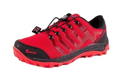 Kastinger Damen Cityhiker Outdoor Schuhe Rot Gr. 42