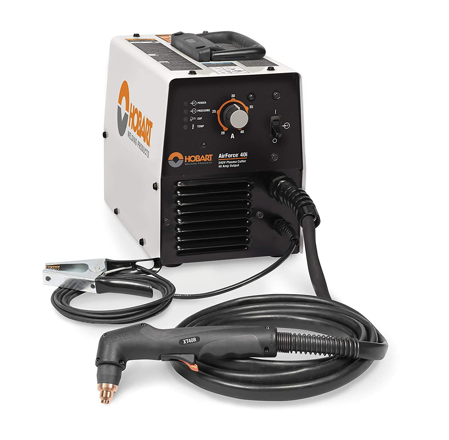 best plasma cutter: You need Hobart 500566 Airforce 40i Plasma Cutter for industrial use