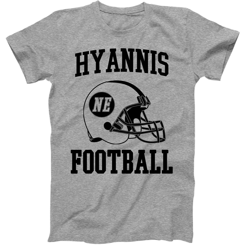 Vintage Football City Hyannis Shirt For State Nebraska With Ne On Retro Helmet Style
