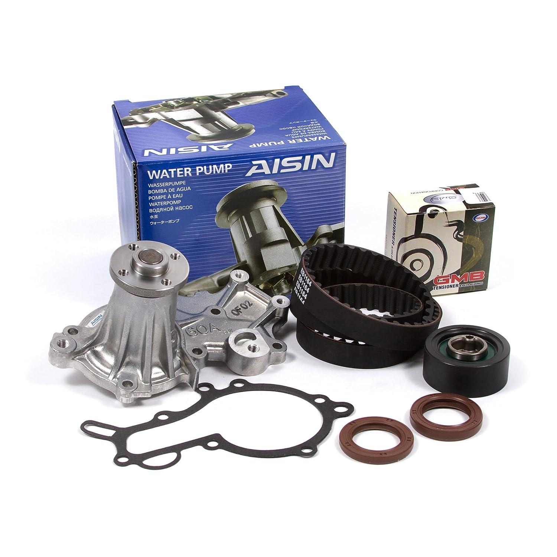 Amazon.com: 89-95 Geo Suzuki 1.6 SOHC 8V G16KC Timing Belt Kit AISIN Water Pump: Automotive