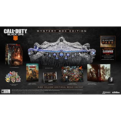 call of duty mystery box edition amazon