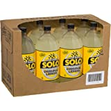 Solo Lemon Soft Drink, 8 x 2L