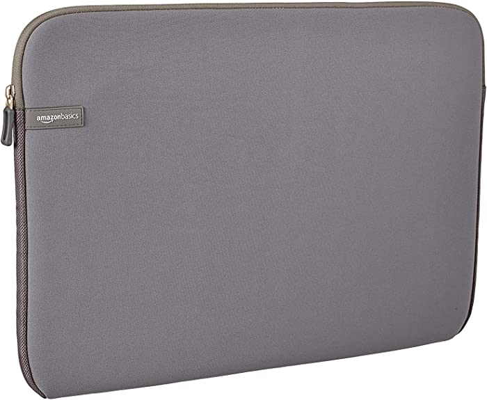 AmazonBasics 17.3-InchLaptop Sleeve - Grey