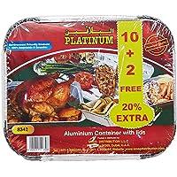 Platinum Disposable Plates - 10 Pieces