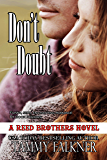 Don't Doubt (The Reed Brothers Book 20)