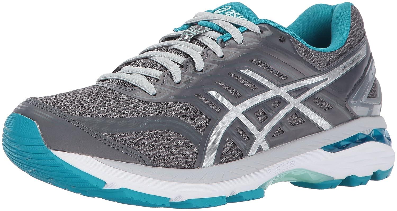ASICS Women's GT-2000 5 Running Shoe B01MXI7Y1I 6.5 B(M) US|Carbon/Silver/Arctic Aqua