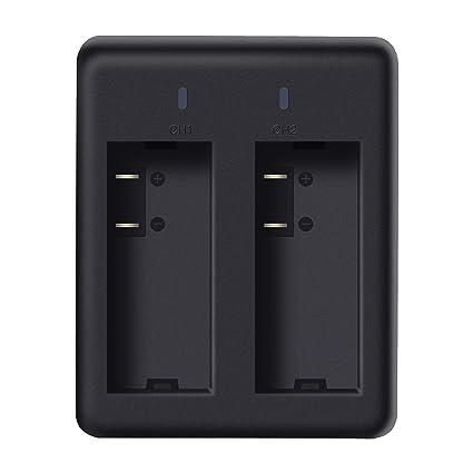 Amazon.com: Campark - Cargador de batería de polímero de ...
