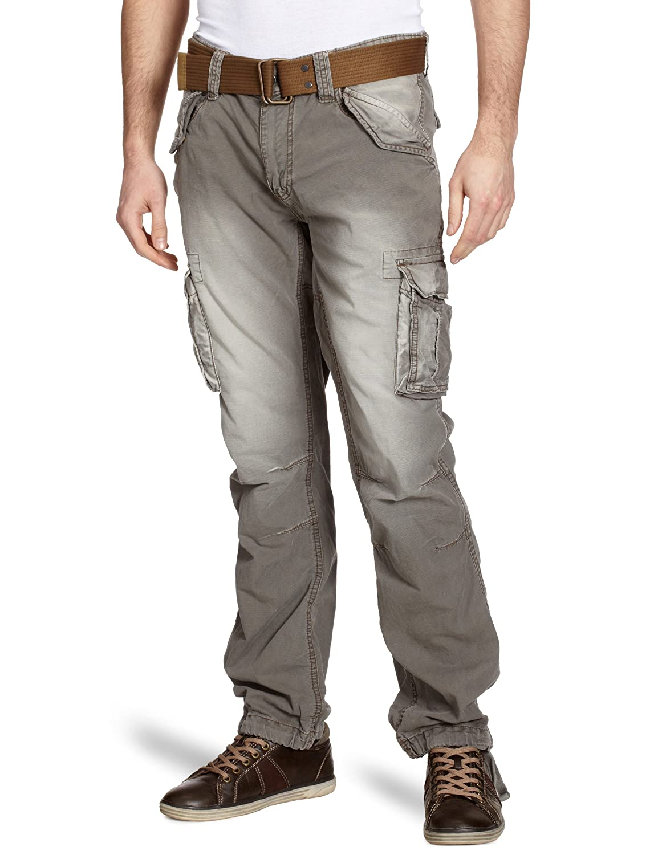 Pantalon Cargo De Hommes De Nyc Schott iorse