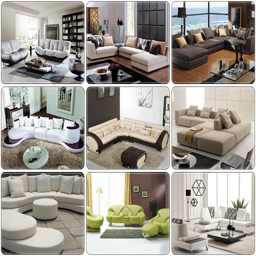 Modern Sofa Designs For Drawing Room: Amazon.es: Appstore ...