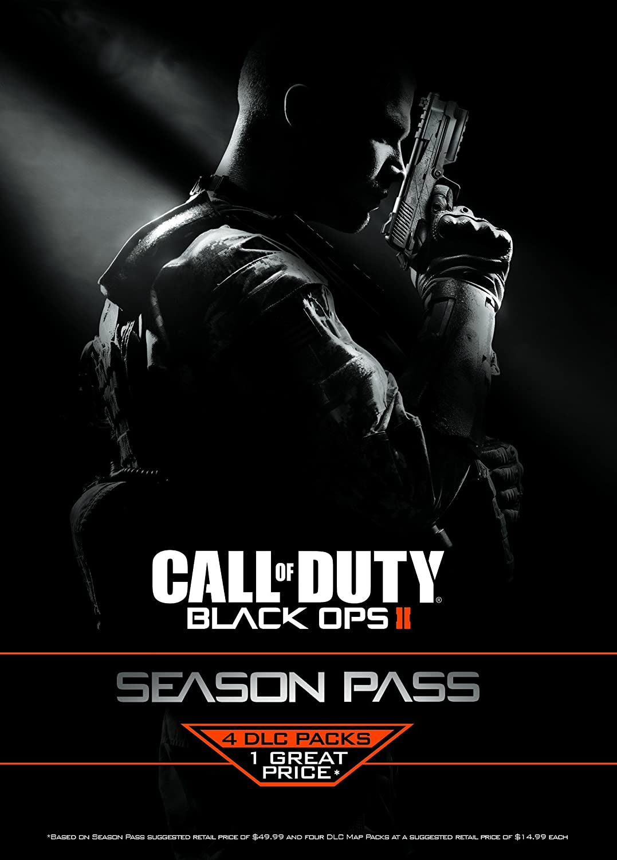 Amazon com: Call of Duty Black Ops II Season Pass [Download
