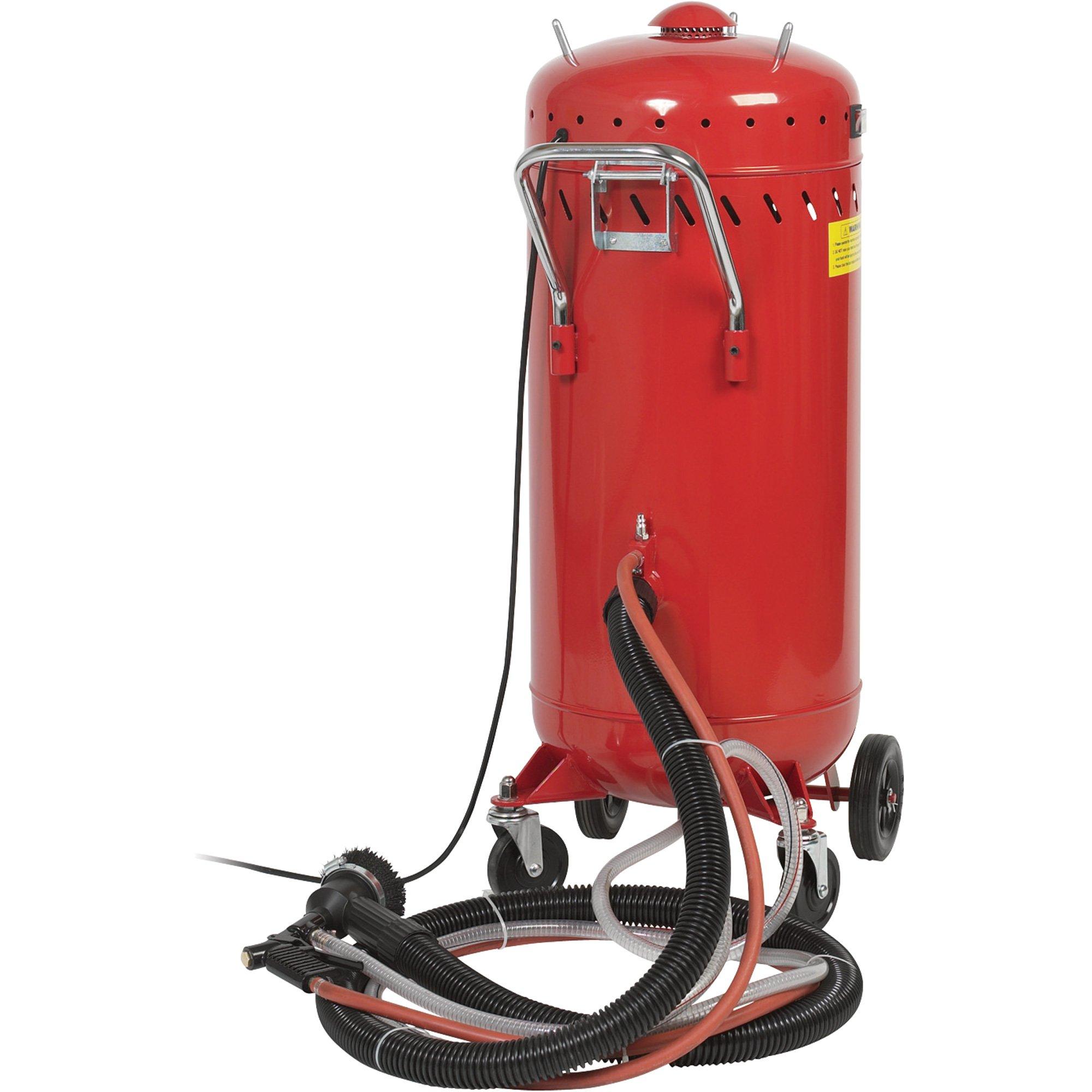 AllSource ASC41700 Vacuum Media Abrasive Blaster, 28 gallon (Vacuum Media Abrasive Blaster, 28 Gallon)