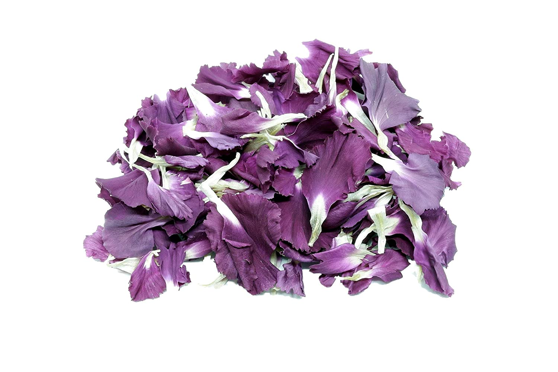 Uncle Roy's Purple Carnation Petals 600g/20L Box B07KGFCD2N  600g/20L Box
