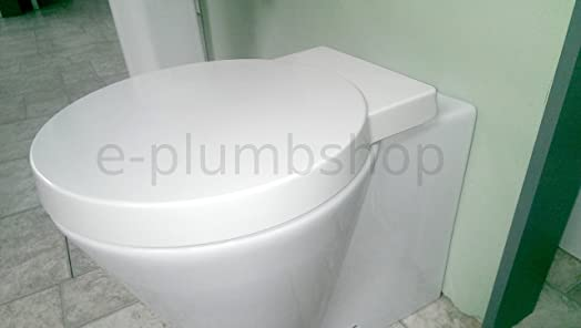 circular toilet seat uk. Genuine Original Replacement TC Metro Round Soft Close Toilet WC Seat Top  Fixing Hinges TOILET