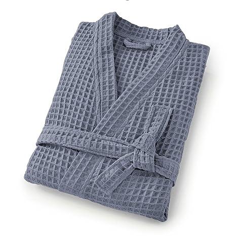 La Redoute Escenario Albornoz Escenario, Forma de Kimono, Relieve, añil, 40/