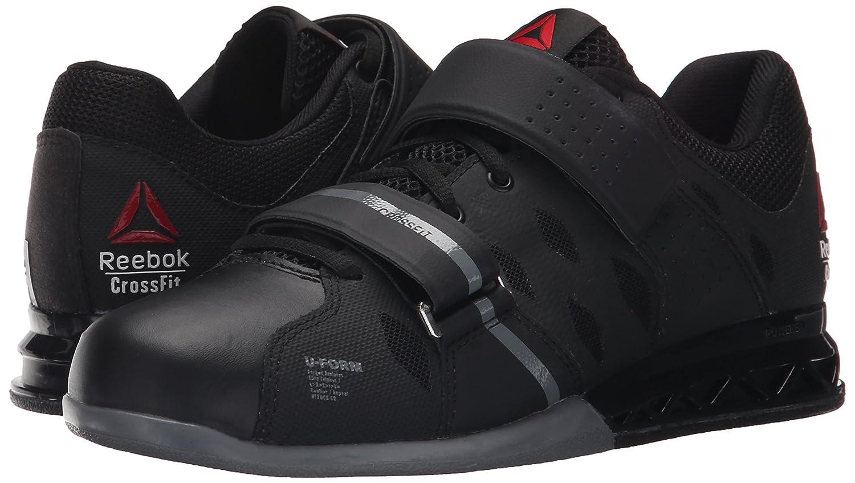 f483d7d7ab720 Zapatillas de entrenamiento Reebok Crossfit Lifter Plus 2.0 para mujer Negro    Aleación