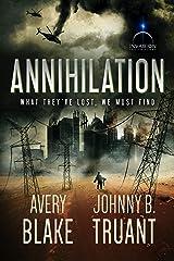 Annihilation (Alien Invasion Book 4) Kindle Edition