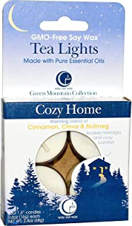 product image for Way Out Wax, Tealight Cozy Home Box, 4 Count
