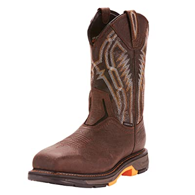 ARIAT Men's Workhog Xt Dare Carbon Toe Work Boot: Shoes