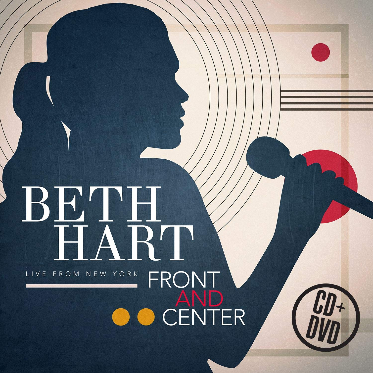 Front And Center Live From New York CD DVD Beth Hart Amazon