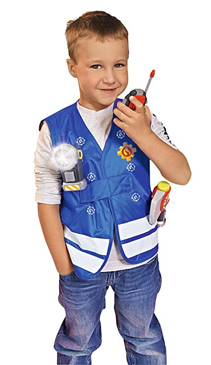 Bombero Sam - Set Accesorios de Rescate