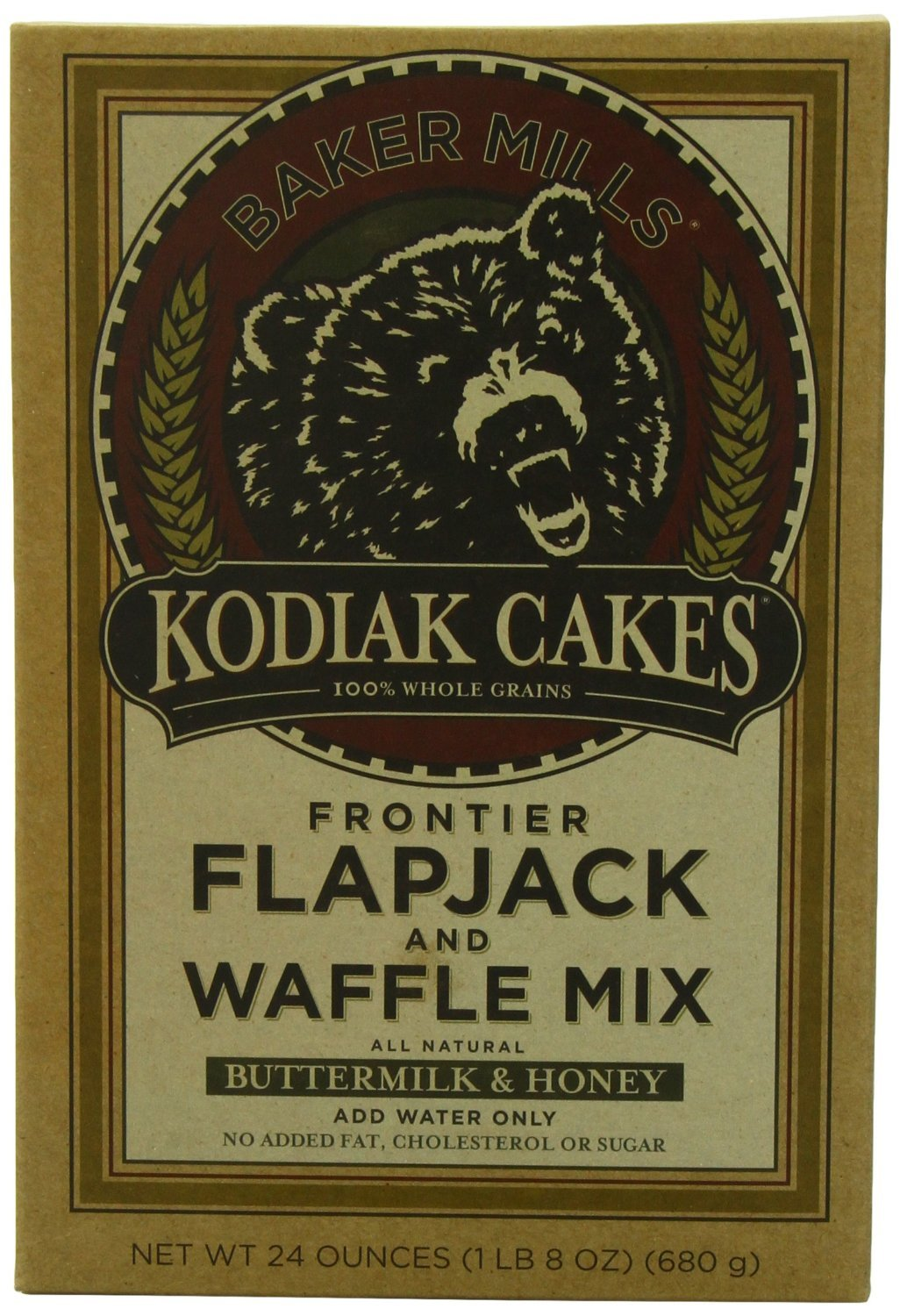 KODIAK MIX WFFL FLPJCK BTRMLK H 24OZ