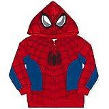 Marvel Boy's Spider-Man or Captain America Fashion Hoodie
