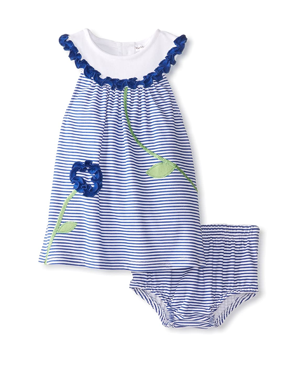 rumble tumble DS4105N Baby Clothing, Blue, 6-9