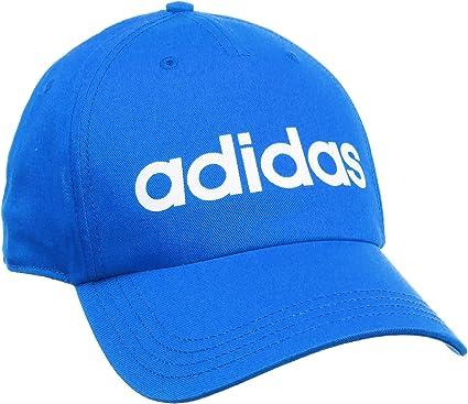 adidas Neo Daily Gorra, Hombre, Azul/Blanco, Talla Única: Amazon ...