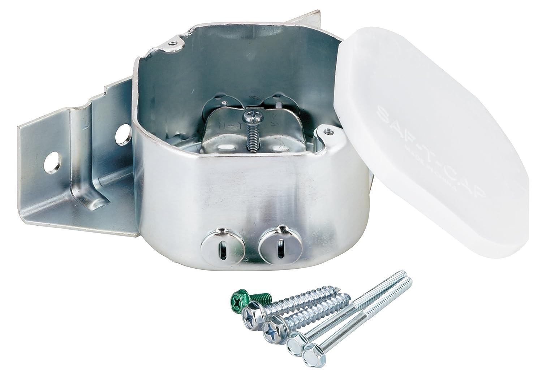 Westinghouse Lighting 0124000 Sidemount Plus Fan Box, 2-1/8 Inch ...