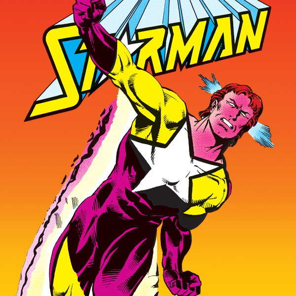 Starman (1988-1992) (Issues) (3 Book Series)