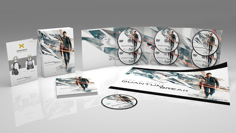 Quantum Break: Timeless Collectors Edition [Importación Inglesa ...