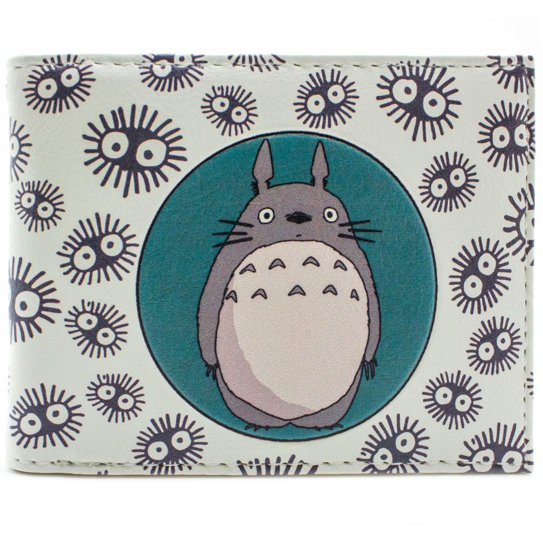 Studio Ghibli My Neighbour Totoro Carattere bianco portafoglio 27536