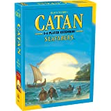 Catan Seafarers Board Game Extension Allowing a Total of 5 to 6 Players for The Catan Seafarer Expansion | Board Game for Adu