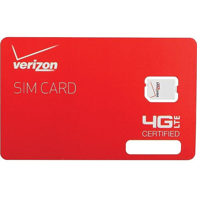 Amazon verizon wireless 4g lte nano sim card 4ff cell phones amazon verizon wireless 4g lte nano sim card 4ff cell phones accessories reheart Choice Image