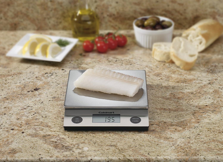 Amazon.de: Cuisinart kml-10 perfectweight Digital Küchenwaage