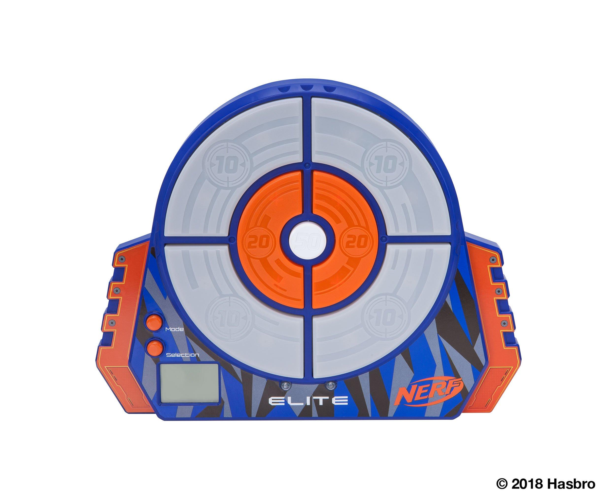 NERF Elite Digital Target Toy, Standard by NERF