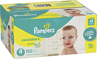 Pampers Swaddlers Disposable Diapers