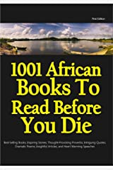 1001 African Books to Read before You Die Kindle Edition