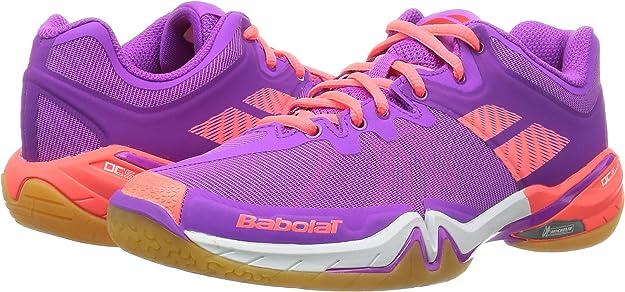 Babolat Shadow Team Scarpe da badminton Squash Calzature sportive 31S1806300 WOW