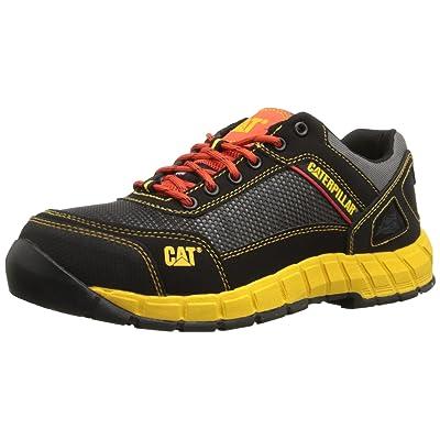 Caterpillar Men's Shift Comp Toe Work Shoe: Shoes
